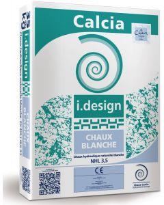 CHAUX BLANCHE CALCIA EN 35 KG