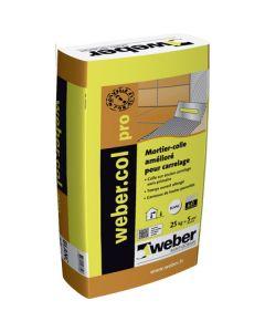 WEBERCOL PRO GRIS 25KG