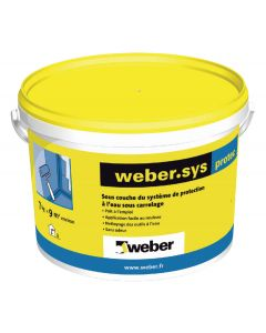 WEBERSYS PROTEC 7KG
