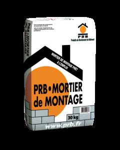 PRB MORTIER DE MONTAGE 30KGS