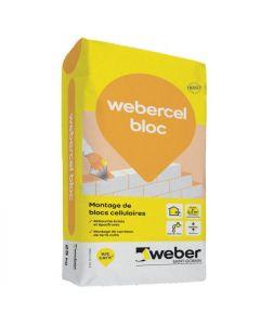 WEBERCEL BLOC 25KG