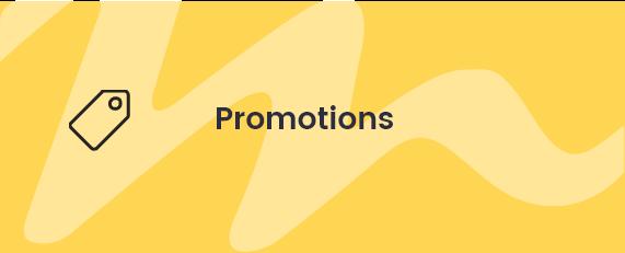 Promotions - Bouteau matériaux